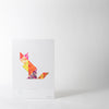 Crystallized Wildlife Prints, the fox