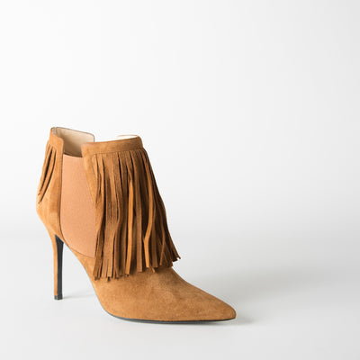 Suede Victoire Boots