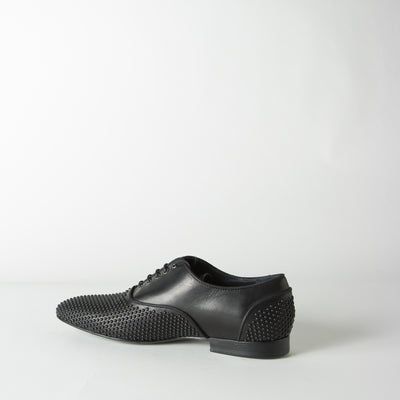 Leather Oxford w/ Rubber Studs