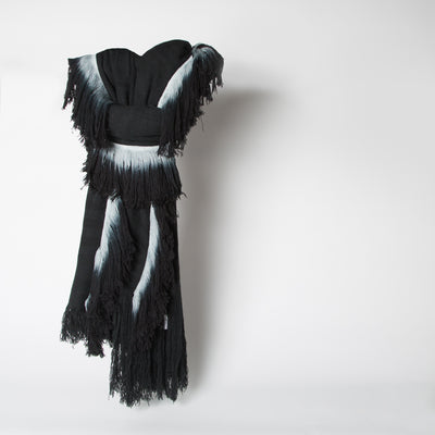 Bhalay Scarf Mohawk, black