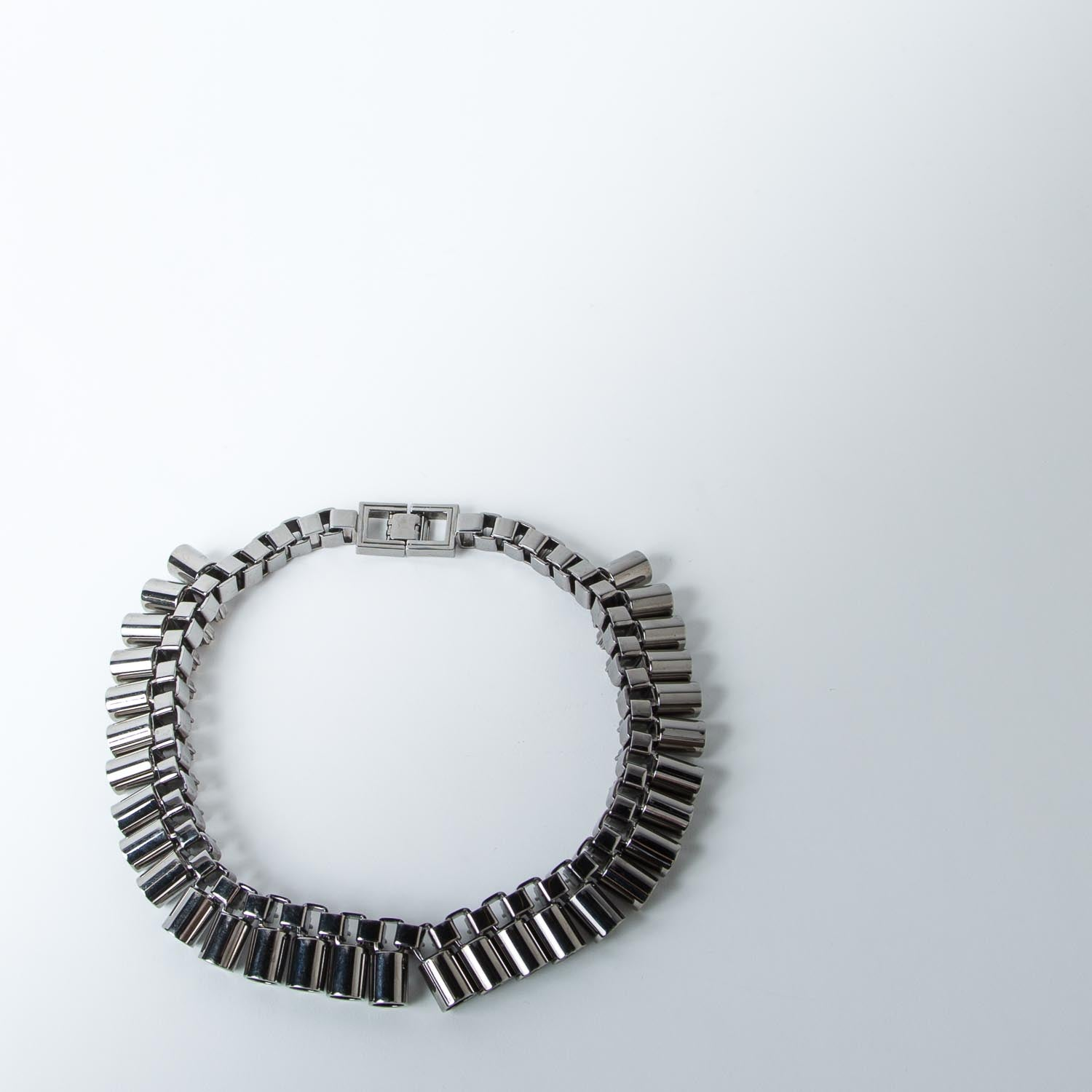 Sunray Tube Necklace