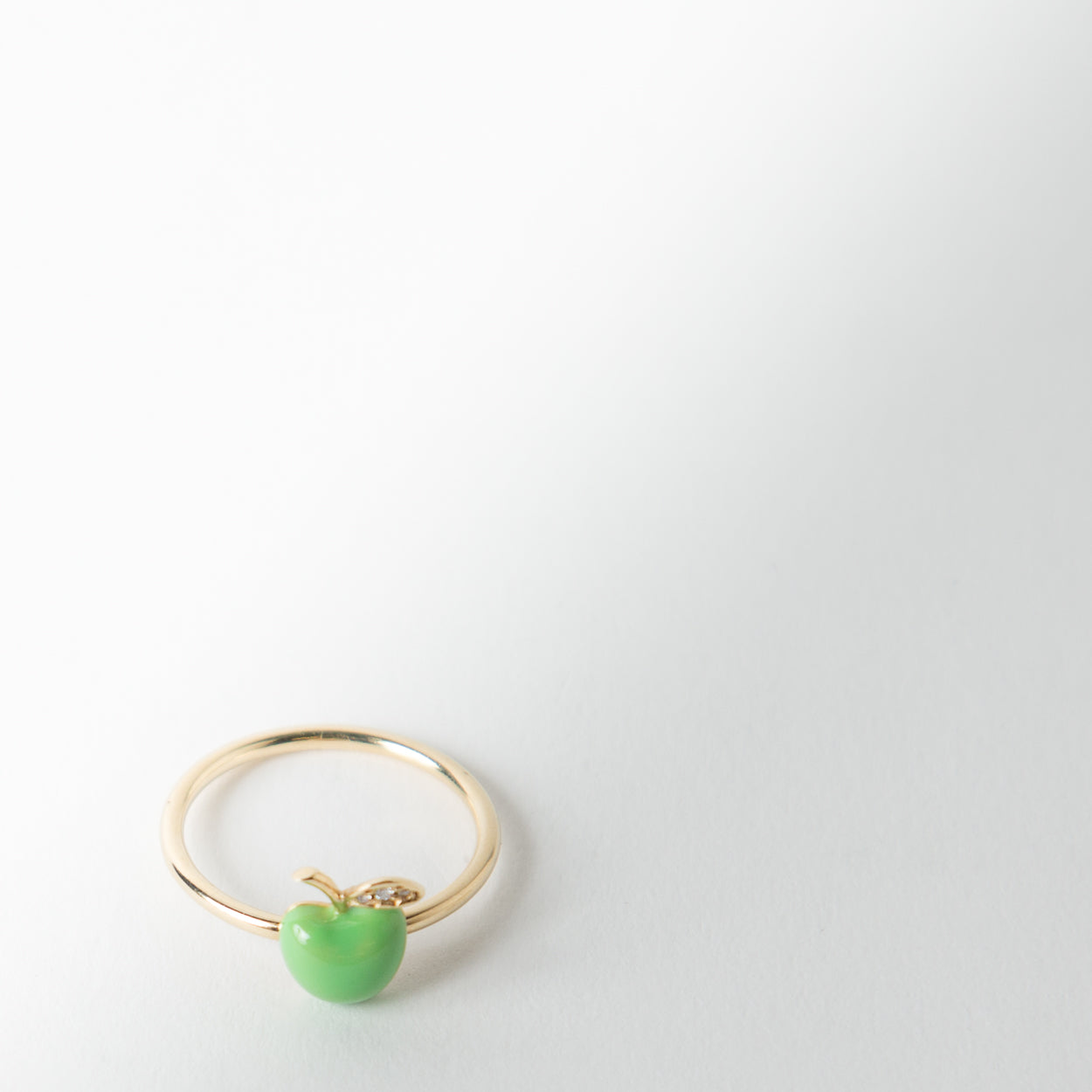 Green Apple Ring