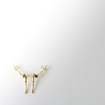 Yes We Can-Can Earrings