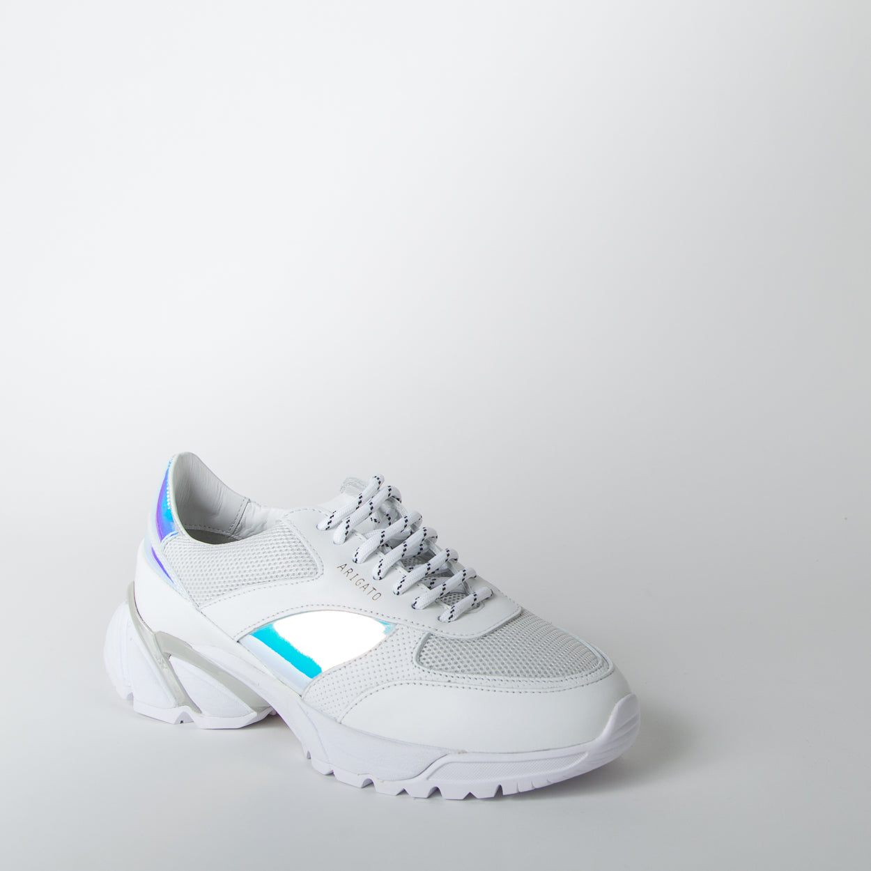 Tech Runner, white