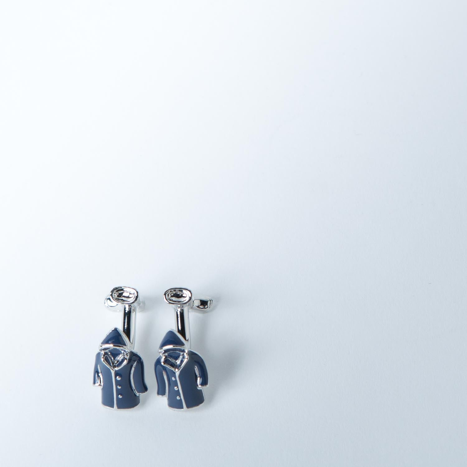 Raincoat & Wellies Cufflinks