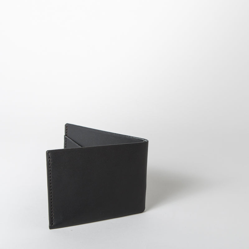 The Summerville Wallet, black