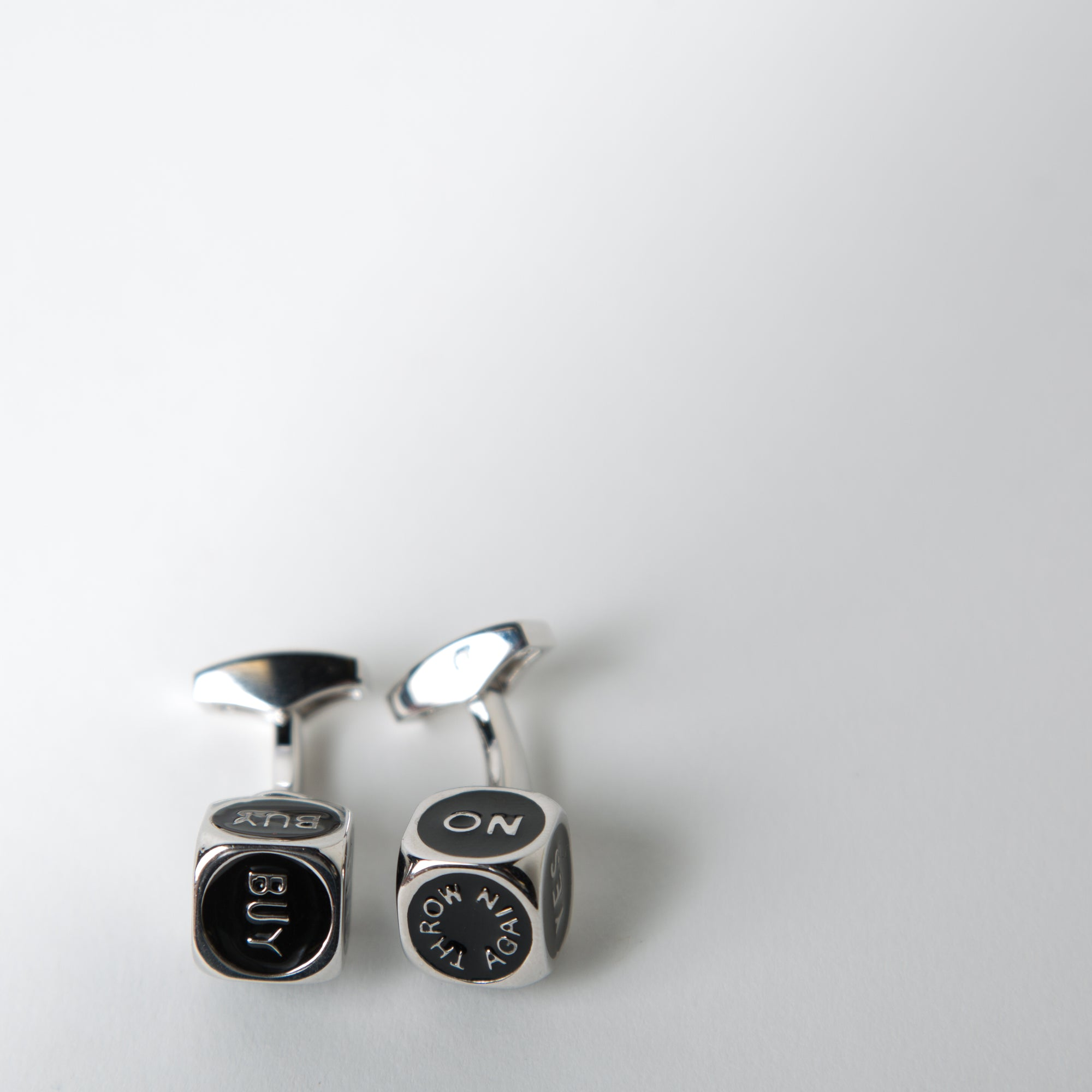 Chance Dice Cufflinks