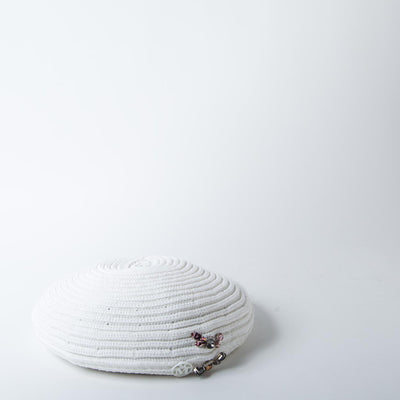 Tal Access Beret & Brooch