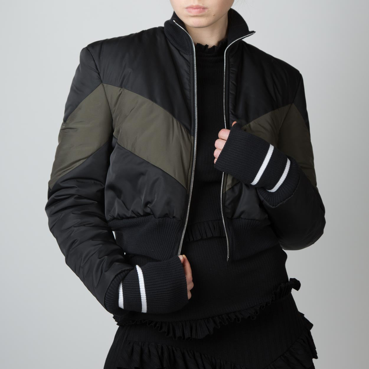 Conquer Your Fears Puffer Jacket