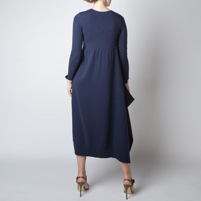 Long Asymmetrical Dress