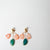 Patter Drop Earring