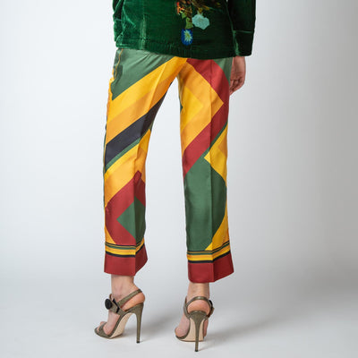 Etere Pajama Pants, geometry
