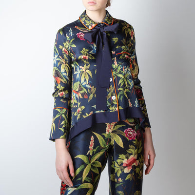 Agon Jungle Print Shirt