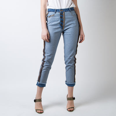 Reversed Jeans