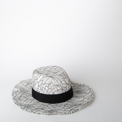 Virginie Lace Trilby