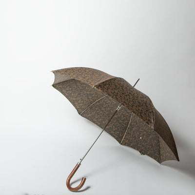 Brown Camouflage Bespoke Umbrella