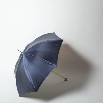 Navy & Tropical Bespoke Umbrella