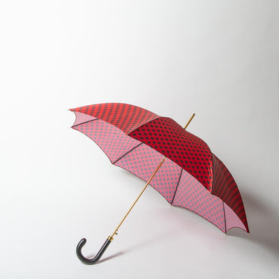 Spiritual Polka-Dot Umbrella