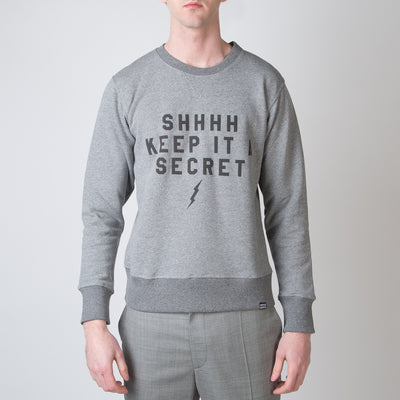 Shhh Keep It A Secret Crew Sweater