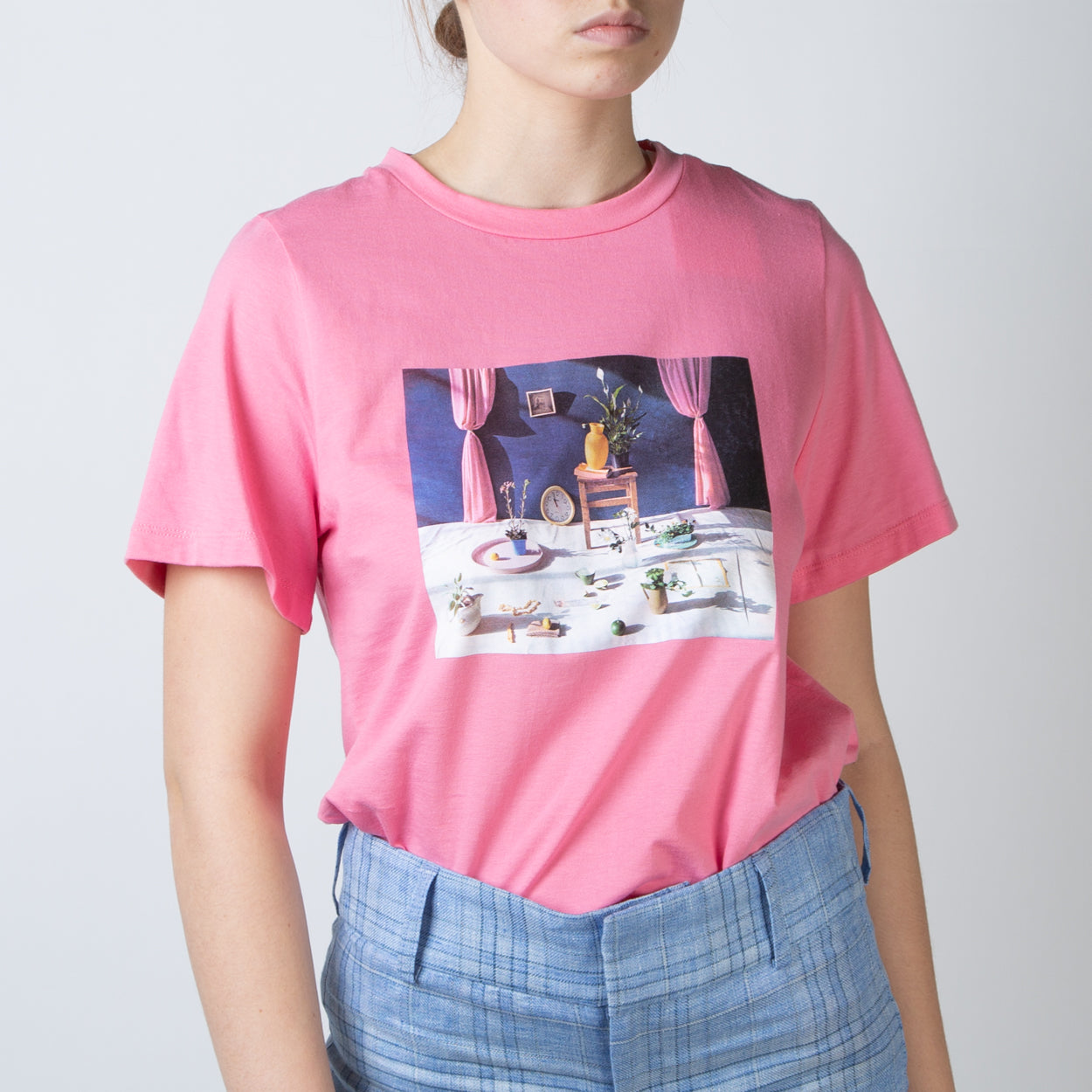 Billie T-Shirt, guava pink