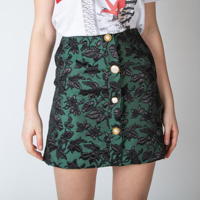 Molly Skirt w/ Pearls