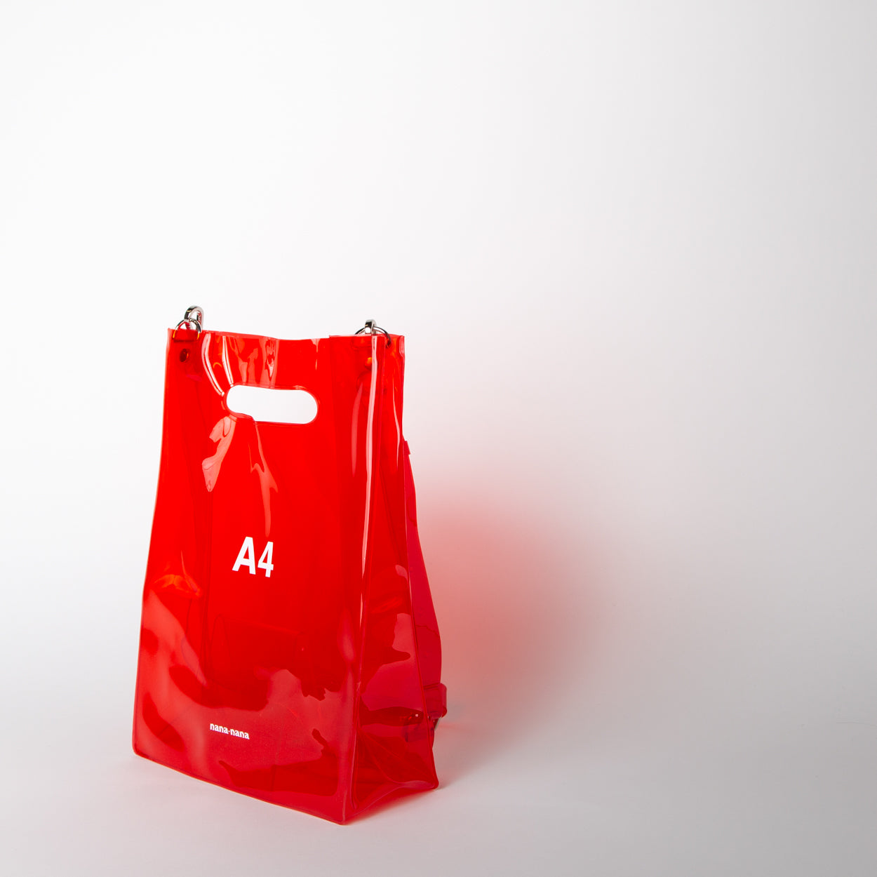 A4 Bag, red