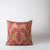 Cushion, Fortuny Fabric