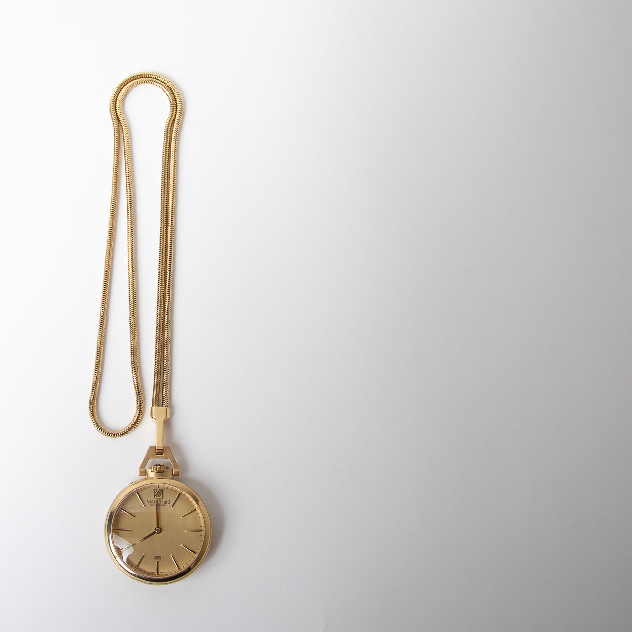 1805 Klimt Necklace Watch