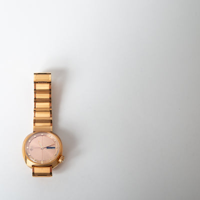 AM1 Rose Gold Dial / Rose Gold Strap