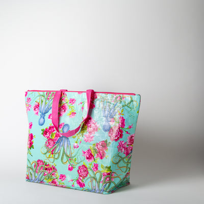 20,000 Flowers Under the Sea Tote