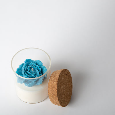 Secret Location Exclusive Floral Candle