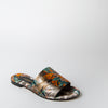 Hawaii Pacific Satin Slides