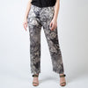 Tartaro Monkey Print Pants