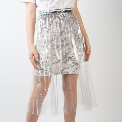 Transparent Skirt