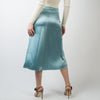 Mint Gathered Skirt