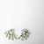 Crystal Green Earrings