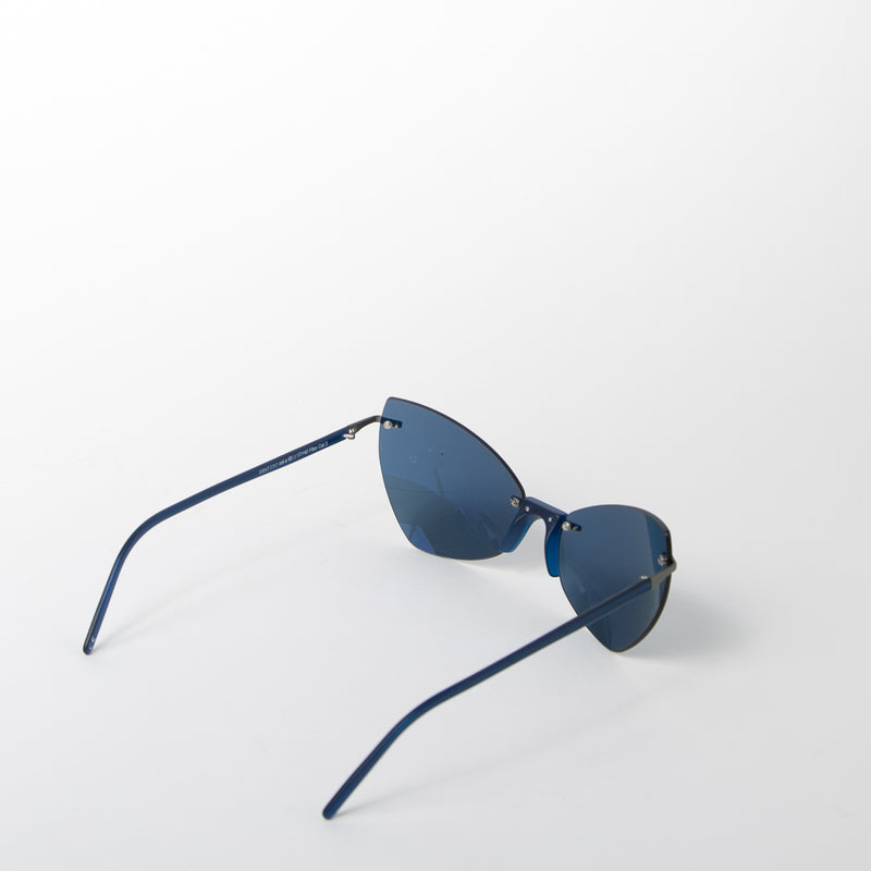 Shapiro Sunglasses, navy
