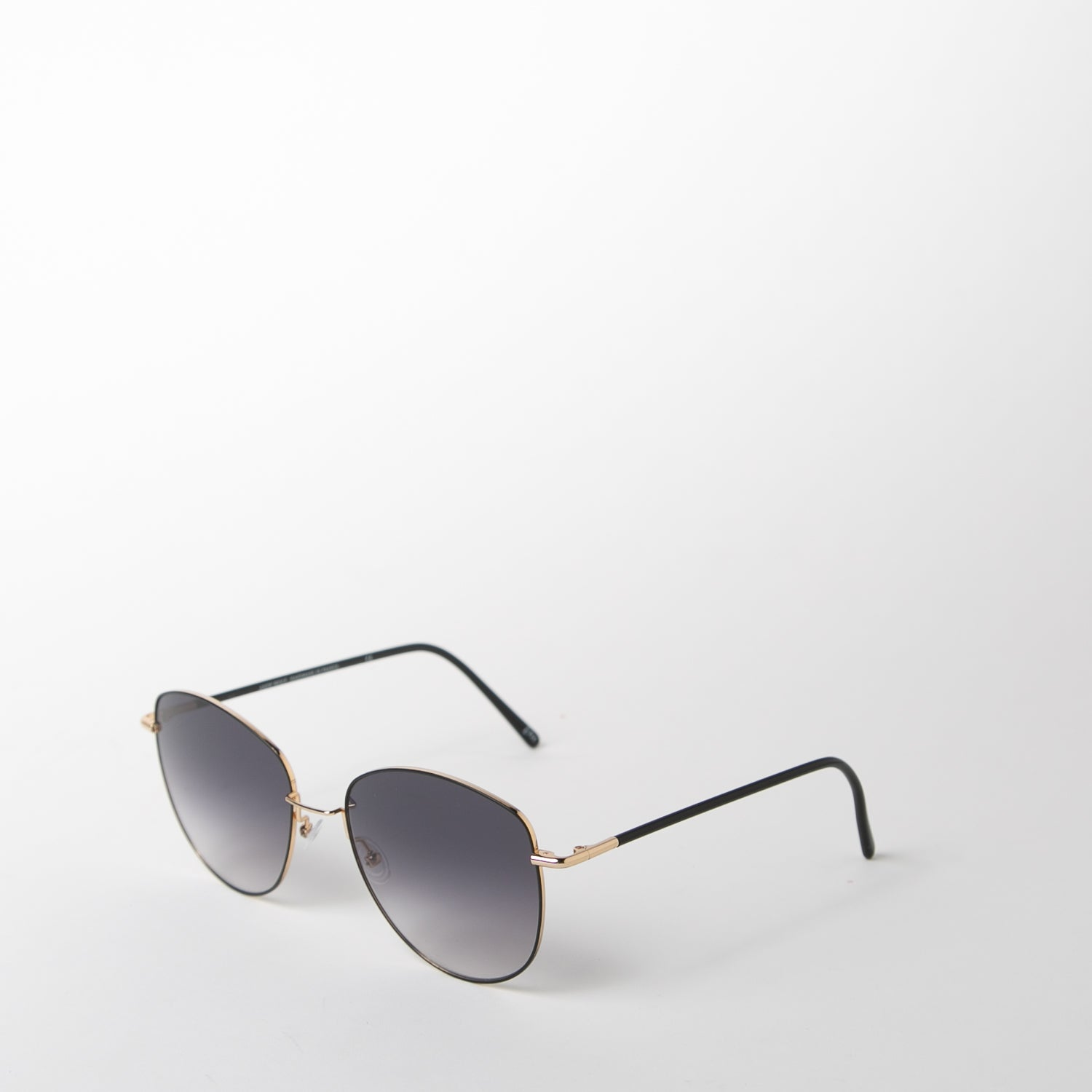 Mila Sunglasses, rose gold