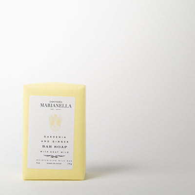 Gardenia and Ginger Soap Bar