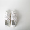 White Lace Sneakers