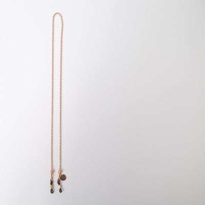 Bubble-It Chain, rose gold