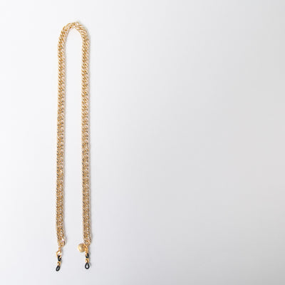 fashion gold chain eyewear straps by Poco Loco