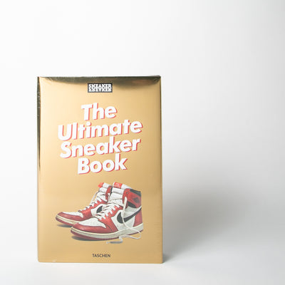 Sneaker Freaker: The ultimate sneaker book by Taschen at Secret Location Concept Store