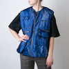 Raquy Nylon Vest with Hidden Parka
