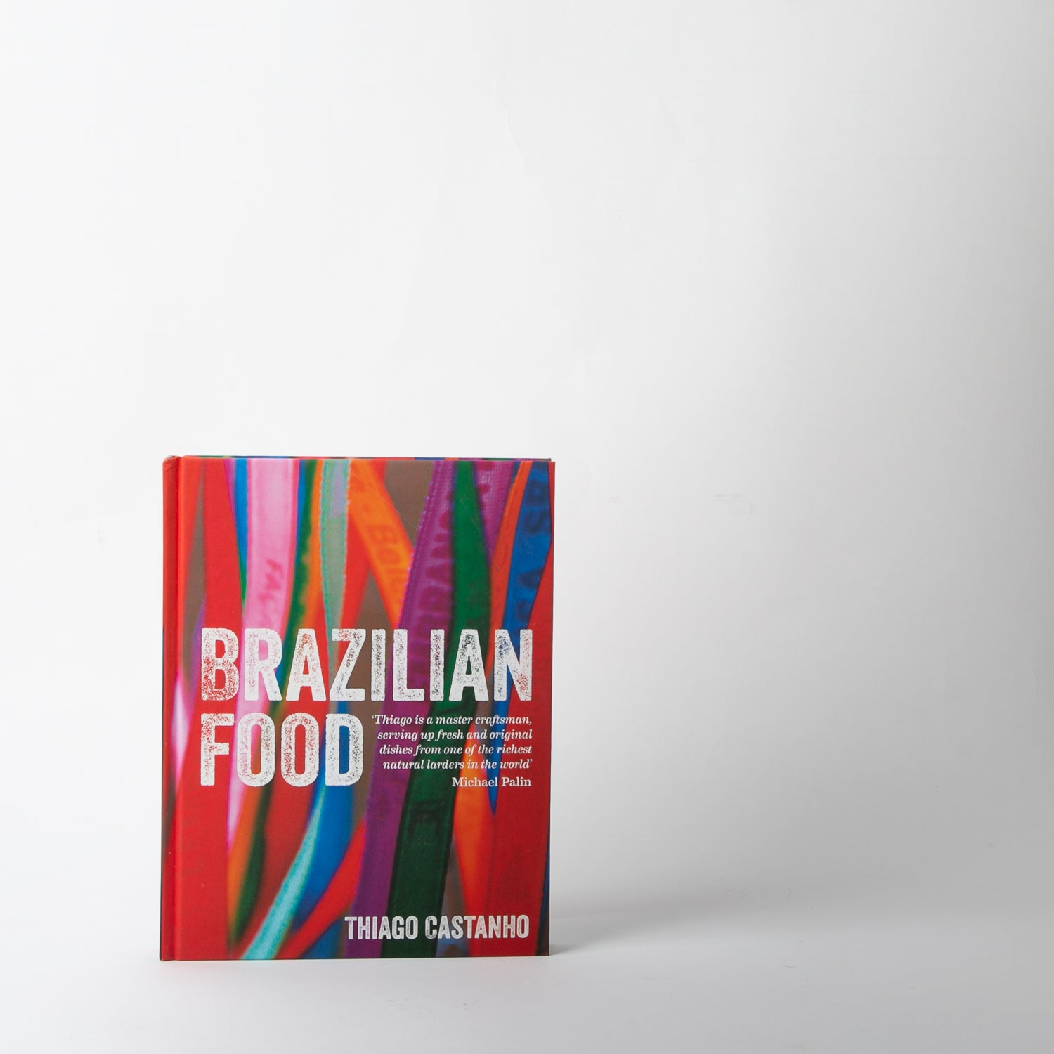 Brazilian Food book by Thiago Castanho at Secret Location