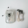 Pouch Bag, white