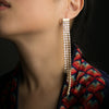 Dangle Earring, maxi