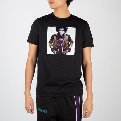 Jimi Hendrix Gered Mankowitz picture t-shirt black by Limitato at Secret Location
