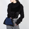 Single Sleeve Scarf, black