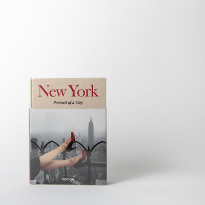 New York: Portrait of a city by Taschen books at Secret Location Concept Store